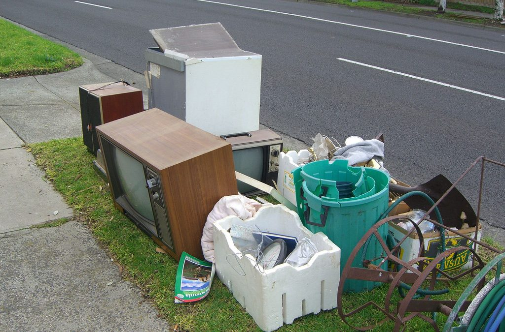 End of lease rubbish removal